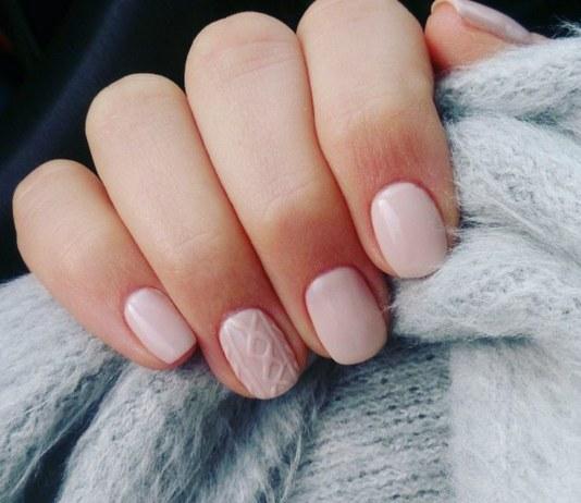 baking soda for nails
