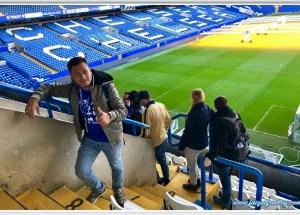 Kembara Eropah 38 Hari | Stamford Bridge Chelsea Stadium