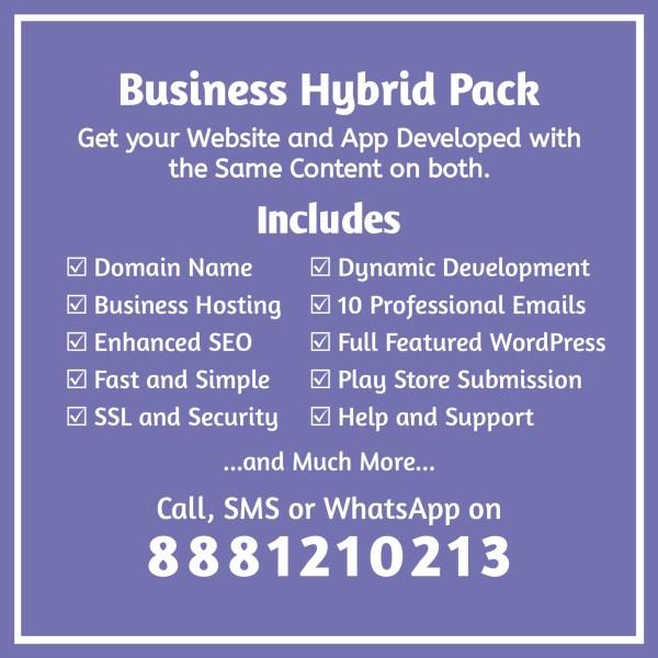 Business Hybrid Pack
