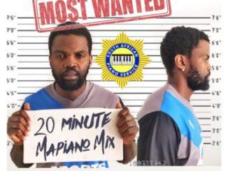 DJ Cleo 2019 Spring Mapiano Mix