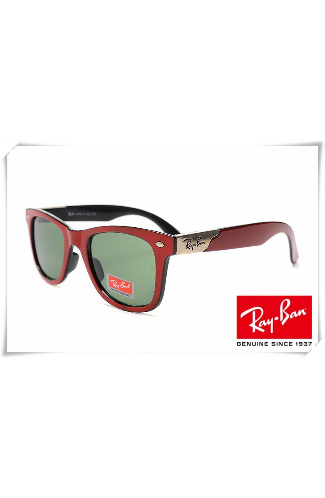 Ray Ban Eyeglasses Red Inside Heritage Malta
