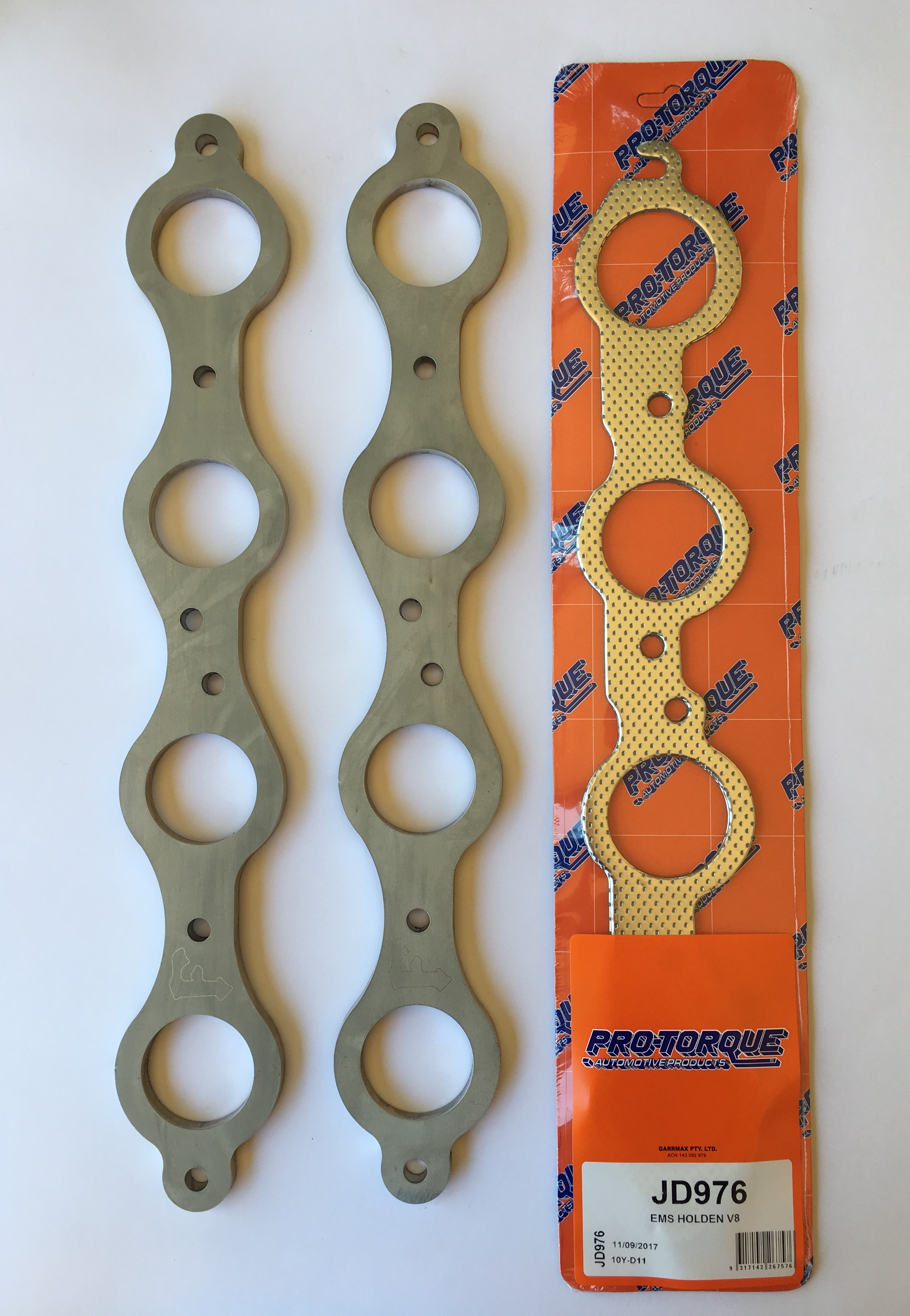 https www fakesengineering com product gm ls stainless steel exhaust header plate flange set