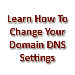 how to change dns
