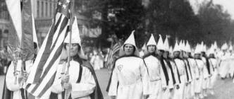 Rassistische Suffragetten und die Frauen vom Ku Klux Klan