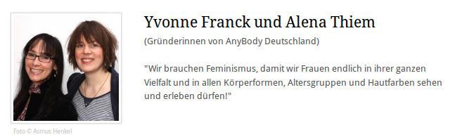 vonne Franck und Alena Thiem mit Augenproblemen - Faktum Magazin