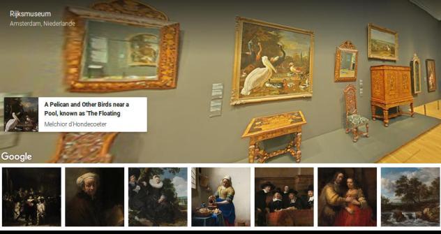 Rijksmuseum - Amsterdam - Faktum Magazin