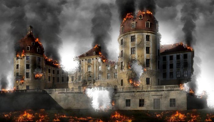 Die Achse des Guten: Im Feuer von Rostock-Lichtenhagen