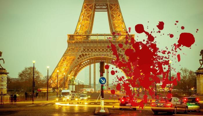 Auch in Frankreich wird gemessert: 7 Verletzte in Paris