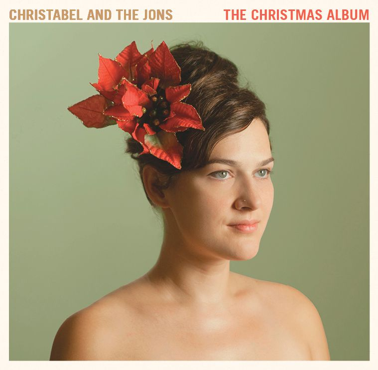 The Christmas Album by Christabel and the Jons