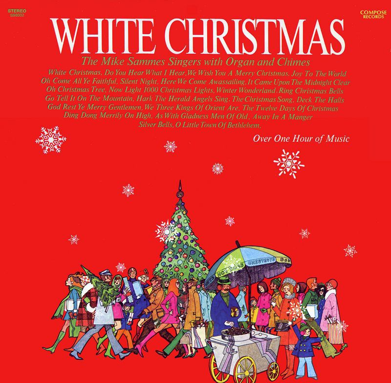 White Christmas by The Mike Sammes Singers