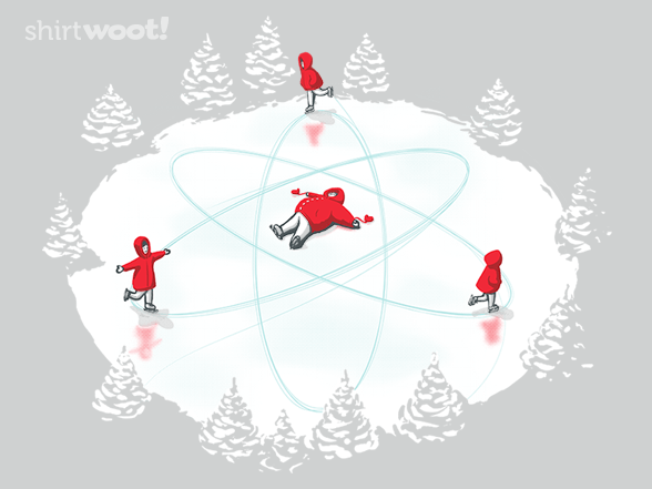 Snow Angel Particle from ShirtWoot