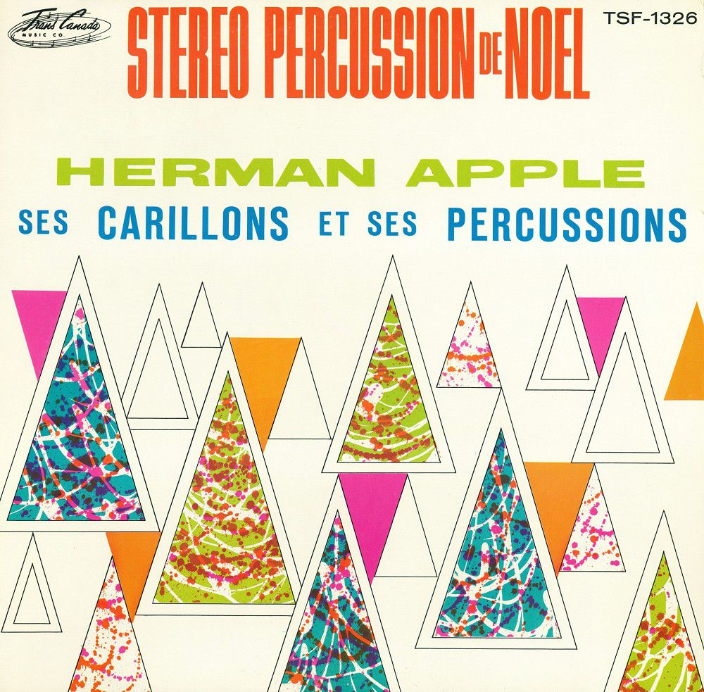 Herman Apple Stereo Percussion de Noel Available as High Quality Download