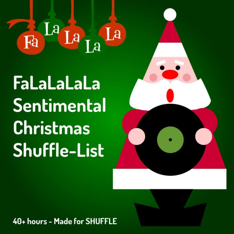falalalala sentimental spotify christmas playlist - Best Spotify Christmas Playlist