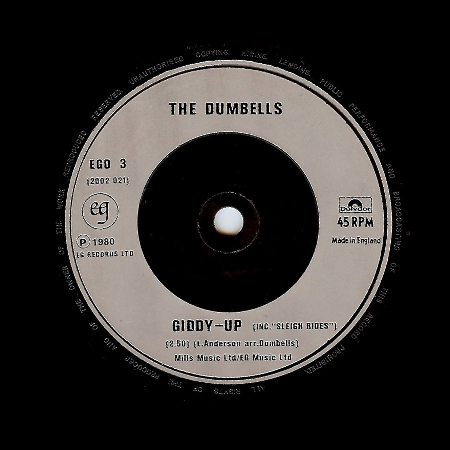 Download Giddy-up by The Dumbells (AKA Roxy Music)