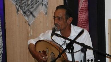 Photo of الفنان أسامة زيدان أحيا أمسية فنيّة مقهى وملتقى محمود درويش