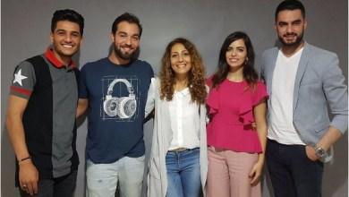 Photo of الفنانان الفلسطينيان محمد عساف ويعقوب شاهين يدخلان الفرحة على قلوب الأيتام في الأردن