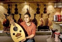 Photo of غزة: راجي الجرو يعشق الموسيقى ويبيع آلاتها ويشكو الحصار