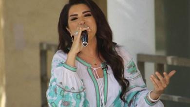 """Photo of الفنانة زين عوض تتضامن مع عهد التميمي بأغنية """"صرخة عهد"""""""