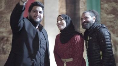 """Photo of تلفزيون فلسطيني يجمع بين نداء شرارة ومحمد بشار بديو """"كلّك إلي"""""""