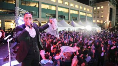 Photo of ماهر العتيلي يغني فلسطين وتراثها في مهرجان اوتاوا