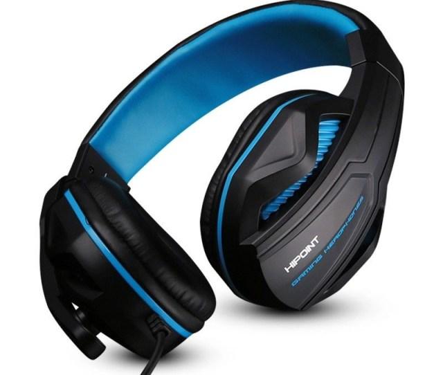 Hi Point Sony Ps4 Ps Vita Xbox 0ne Compatible Gaming Headset Blue