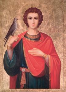 Preghiera del falconiere