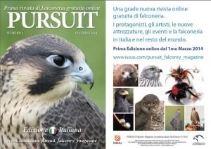 rivista di falconeria