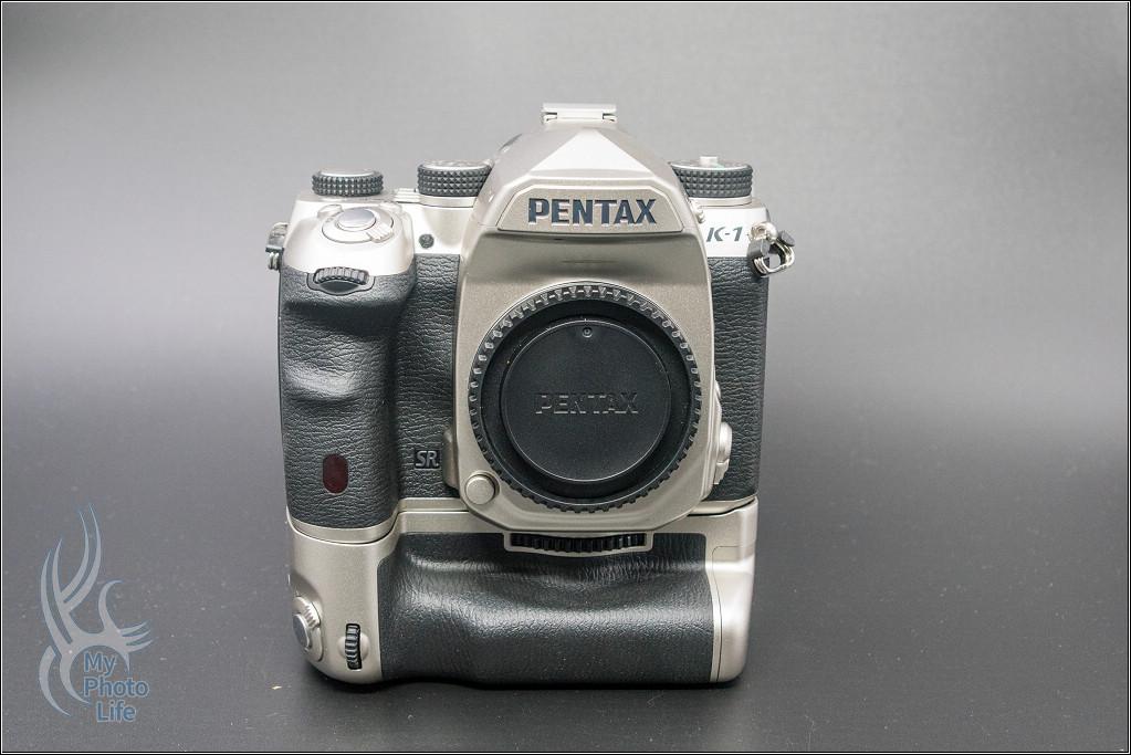 PENTAX K-1 經典尊爵銀單機身限量版.簡易開箱