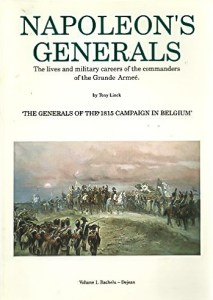 Napoleon's Generals - a book by Anthony Linck