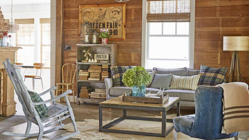 I mobili in stile shabby chic non devono avere una forma ben precisa. Stili Di Arredamento Stile Rustico Country E Country Chic Frada
