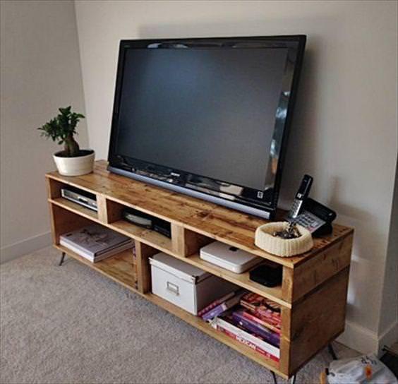Hook è un mobile porta tv dallo stile, design e qualità garantiti. 16 Idee Creative Per Avere Un Mobile Porta Tv Originale In Legno Falegnameria900 Mobili In Legno Su Misura