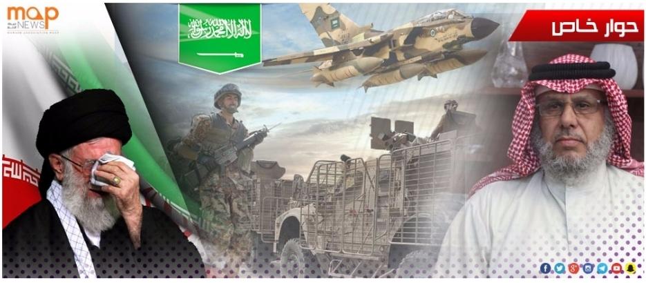 الشبلي لـ«ماب نيوز»: إيران استشاطت غيظا من سياسة المملكة