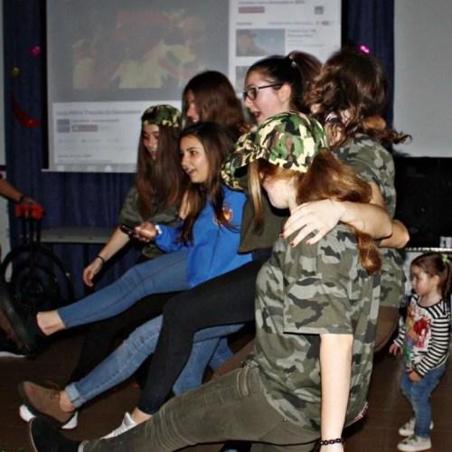 Fiesta Carnaval Adultos 2017 Falla Industria