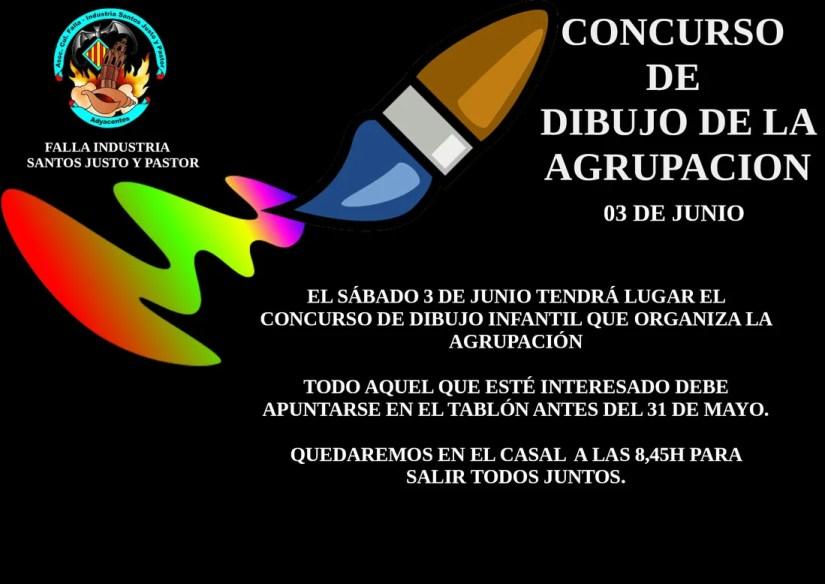 Concurso dibujo agrupacion 2017
