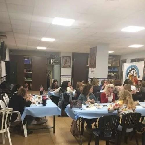 Cena de Mujeres Mayo 2017