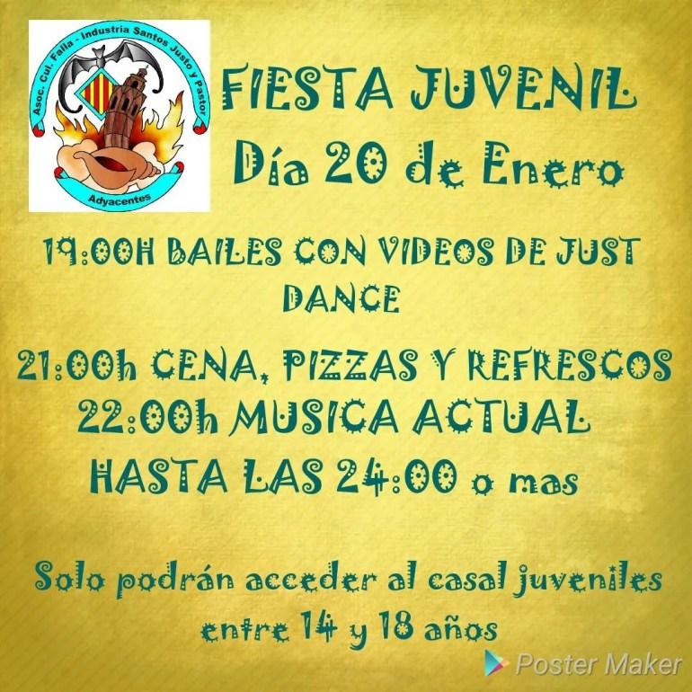 Fiesta Juvenil 2018