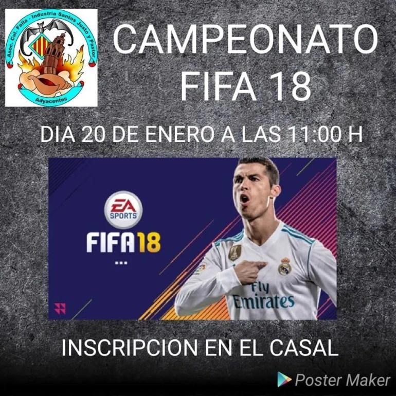 Campeonato FIFA 2018