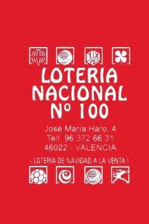 A29 Loteria 100