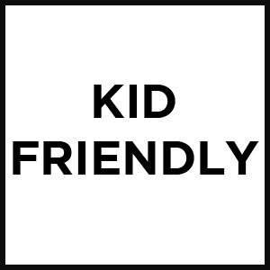 Kid Friendly Badge