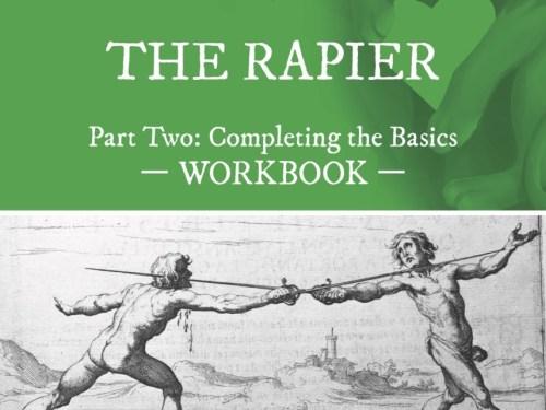 The Rapier Part 2 RH
