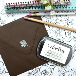 ColorBox Forst White Ink Pad