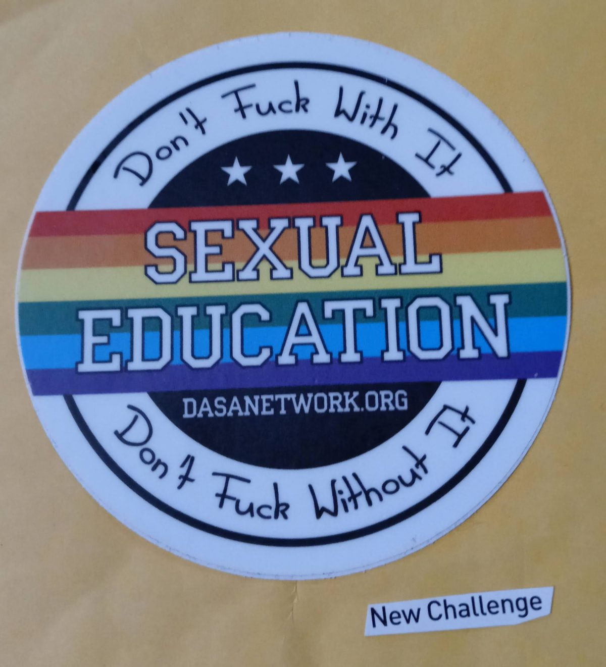 sexual education