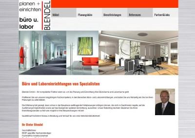Blendel GmbH Büroeinrichtungen