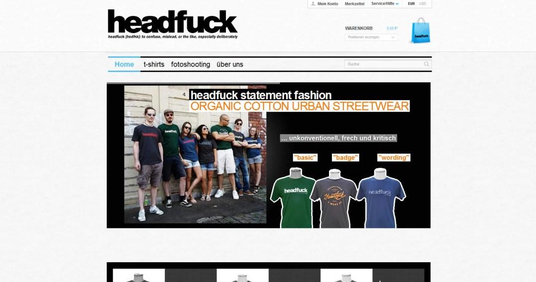 Headfuck Statement Fashion