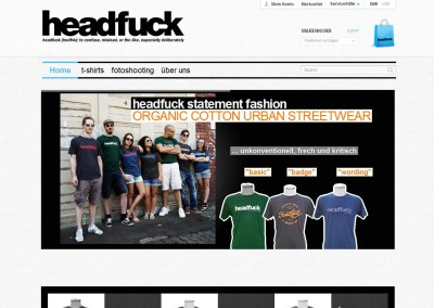 Headfuck Statement Fashion