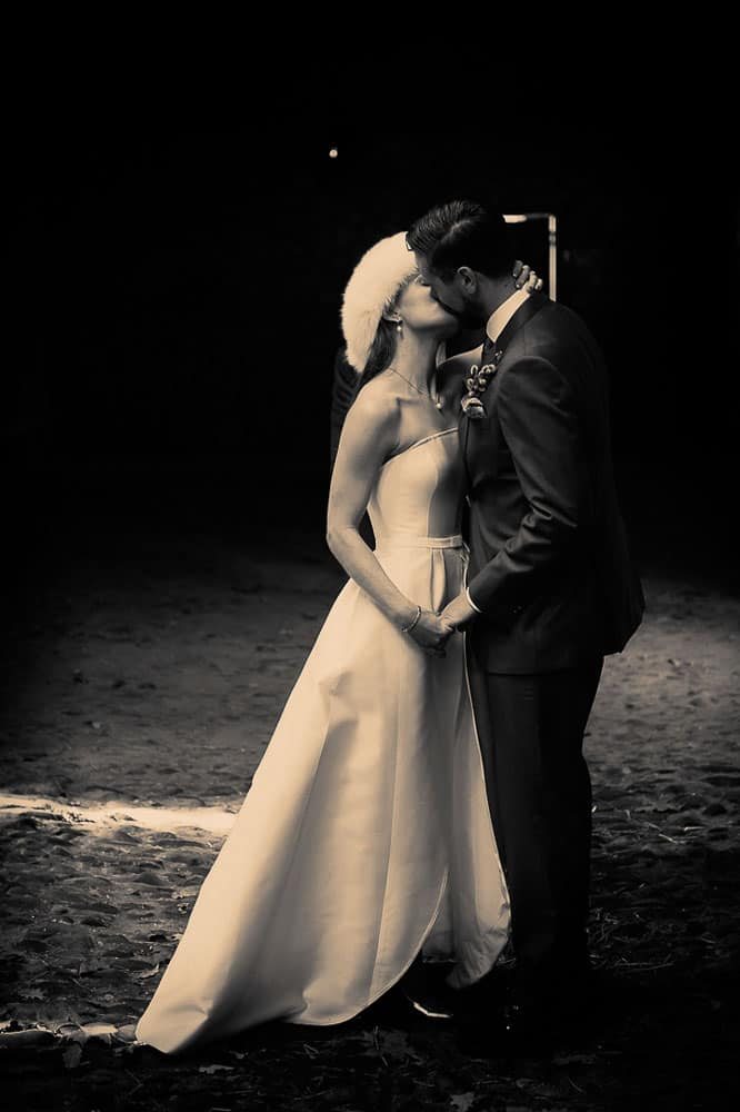 stunning queenstown winter wedding thurlby domain old stone stables