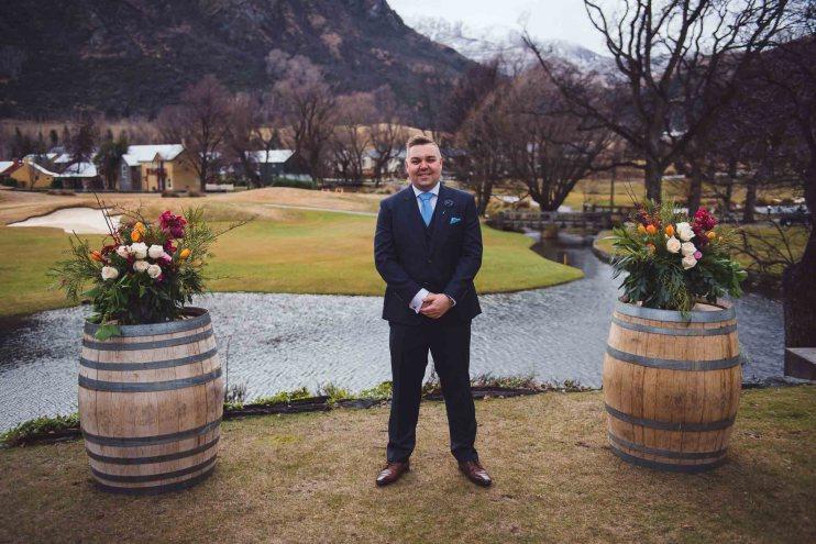 Millbrook winter wedding secret garden