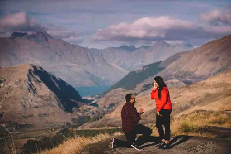 Coronet Peak Surprise Proposal