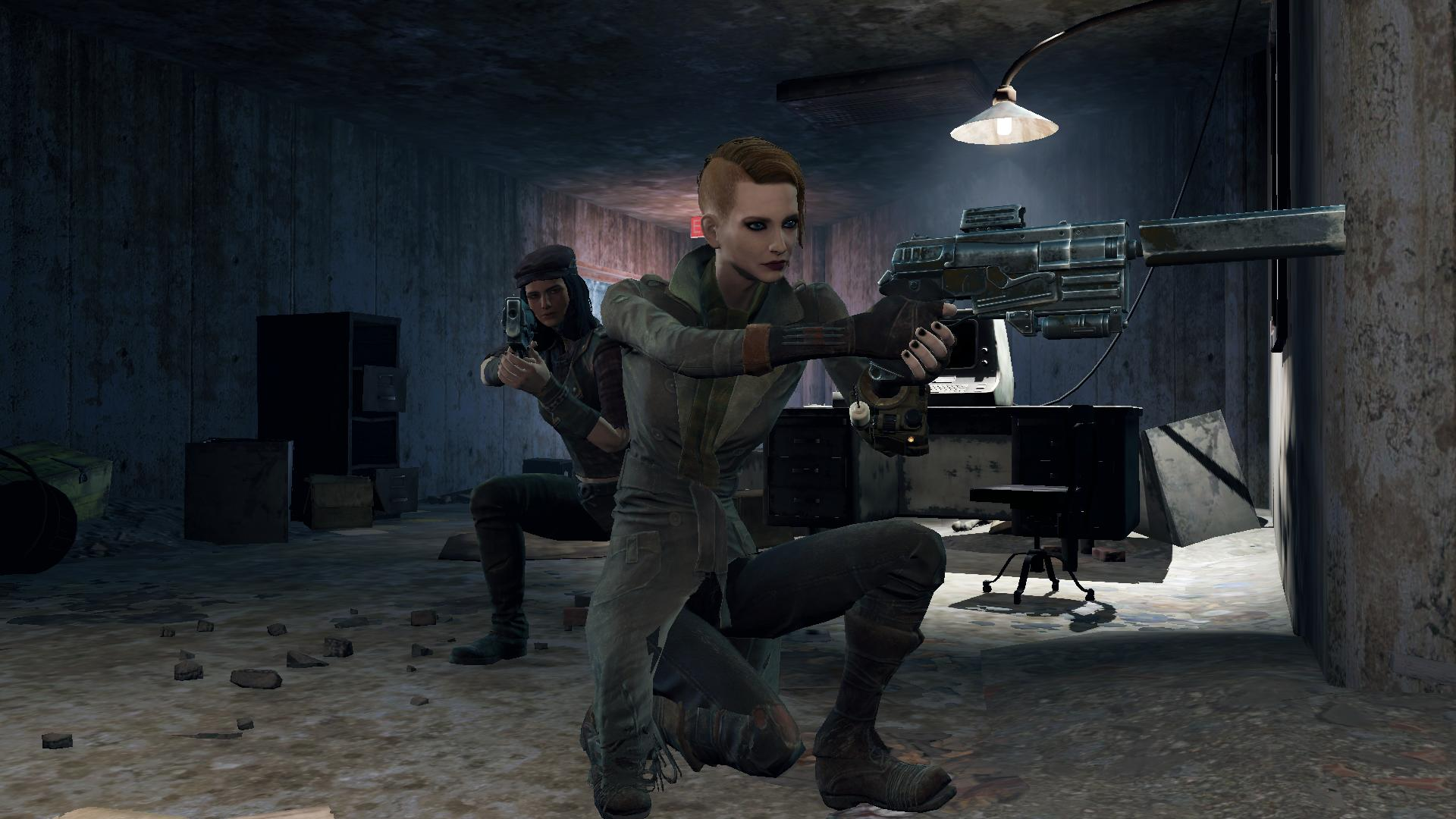 4 Character Mods Fallout