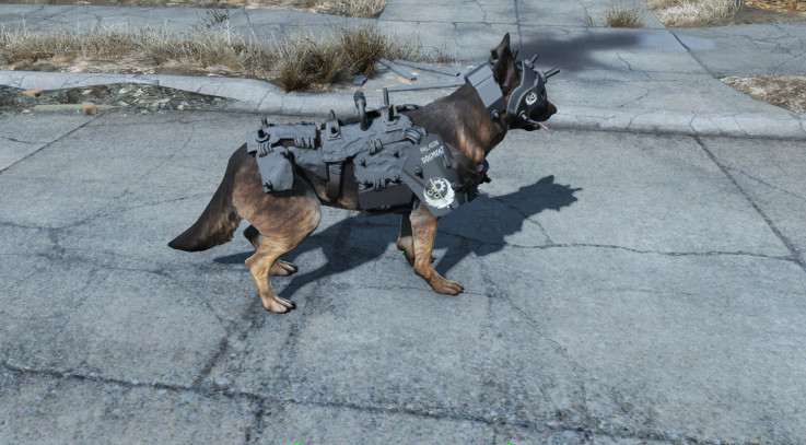 Image result for fallout new vegas dogmeat armor